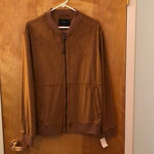 Zara men's jacket new with tags